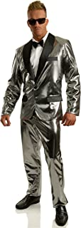 Men's Disco Ball Tuxedo Set with Pants