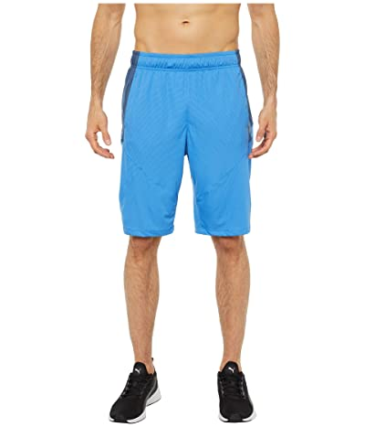 PUMA Cat Shorts (Palace Blue/Dark Denim) Men