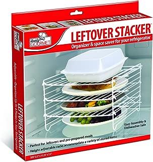 Jobar International - 4 Shelf - Leftover Stacker - Adjustable Shelf Heights