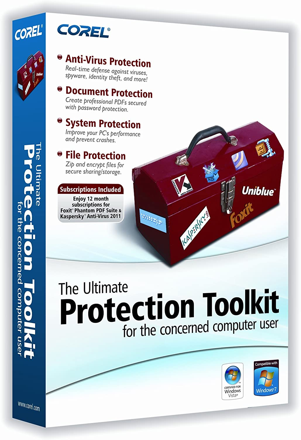 Corel Ultimate Under blast sales Protection Old Toolkit Cheap mail order sales