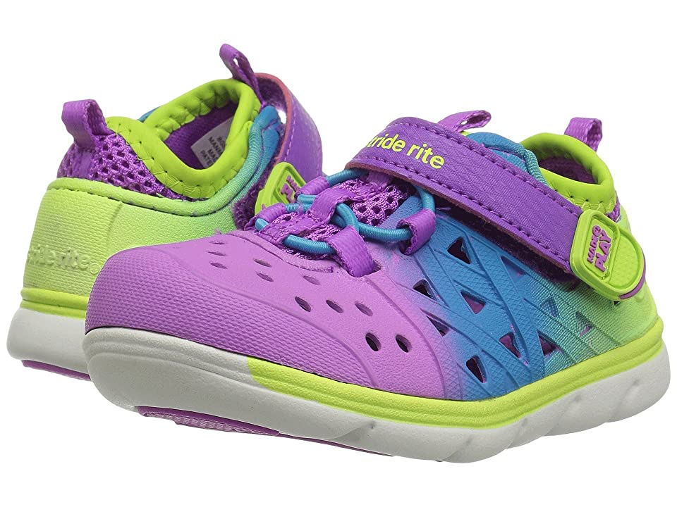Stride Rite Made 2 Play Phibian (Toddler/Little Kid/Big Kid) (Magenta Multi) Girls Shoes