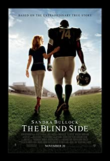The Blind Side - 11x17 Framed Movie Poster by Wallspace