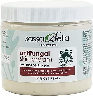 Sassa Bella Equine - Skin Cream - Antifungal - 16floz