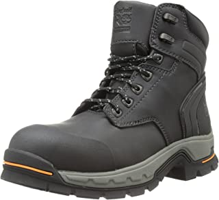 "Men's 6"" Stockdale GripMax Alloy-Toe Work and Hunt Boot"