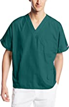 Cherokee Workwear Scrubs Unisex V-neck Tunic Top