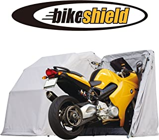 The Bike Shield Standard (Medium) Motorcycle Shelter/Storage/Cover/Tent/Garage