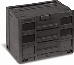 Tanos T-LOC SYS-Sort IV/3 systainer, Anthracite
