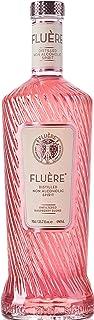 FLUÈRE - Alternativa Sin Alcohol de Ginebra Rosa, Bebida espirituosa Destilada Libre de Alcohol con Frambuesas Frescas, 70...