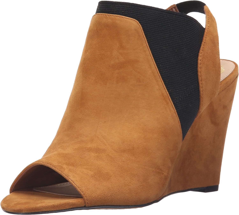 Vince Camuto Womens Xadrian Wedge Sandal
