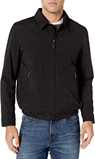 Amazon Essentials Men's Full-Zip Polar Fleece Jacket Starter Men's Windbreaker Jacket, Amazon Exclusive Amazon Brand - Peak Velocity Men's Zephyr Windbreaker Loose-Fit Anorak Jacket Amazon Essentials Men's Waterproof Rain Jacket Amazon Essentials Men's Water-Resistant Zip-Front Golf Jacket