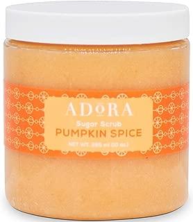 Shea Butter Sugar Scrub Body Scrub Pumpkin Spice