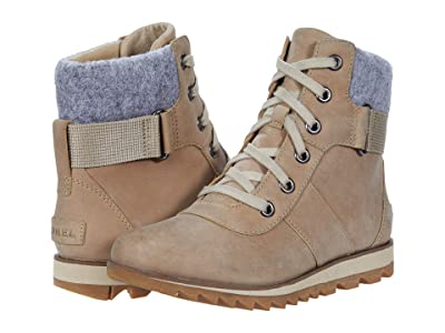 SOREL Harlowtm Conquest (Sandy Tan) Women
