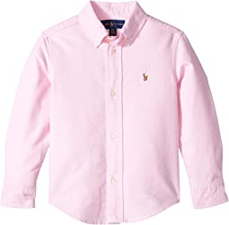 7a553439 New Rose. 16. Polo Ralph Lauren Kids. Cotton Oxford Sport Shirt (Toddler)
