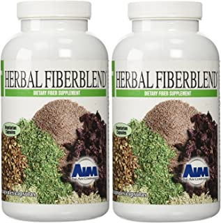 AIM Herbal Fiberblend Caps - 2 Pack