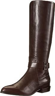 Nine West Women's Diablo Leather Knee-High Boot