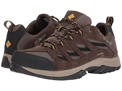 Columbia Crestwood Waterproof (Mud/Squash) Men