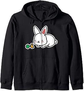 Cadeau mignon de lapin Kawaii Sweat à Capuche