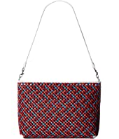 Elizabeth and James - Woven Pouch
