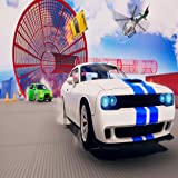 - Open vertical and horizontal ramps - Large environments and multiple looks in mega ramp car racing - Different car selection options like monster trucks and sports racing cars - New car selection including formula car and cyber truck - Interesting ...