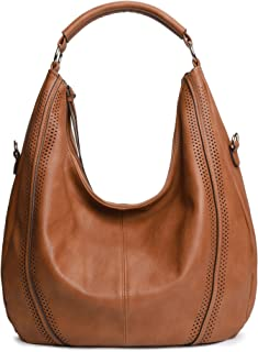 brown slouch bag