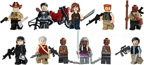 Best lego walking dead minifigures Reviews