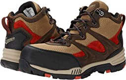 """Springfield 4.5"""" Composite Toe (NMT) Hot"""