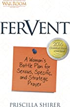 fervent by priscilla shirer study guide