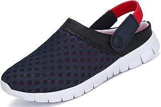 comprar comparacion SAGUARO Unisex Respirable de la Red del Acoplamiento Zapatillas de Playa Ahueca hacia Fuera Las Sandalias