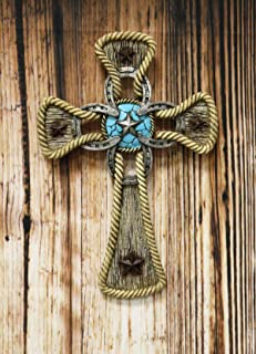 Best cross made out of horseshoes Reviews
