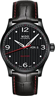 MIDO - Reloj Analógico para Hombre de Automático con Correa en Cuero M005.430.37.050.80