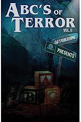 ABC's of Terror Volume 2 (ABC's of Terror) Kindle Edition