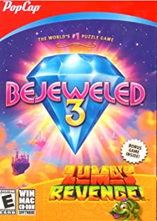 BEJEWELED 3 BONUS INCLUDE ZUMA REVENG