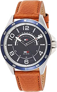 Tommy Hilfiger Casual Watch Analog Display Quartz for Men 1791391
