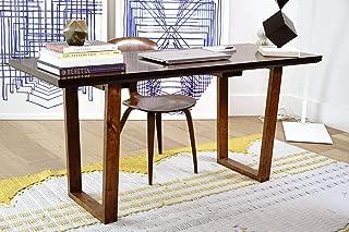 Alveare Home Adler Home Office Writing Desk, Oak