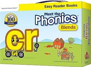 Meet the Phonics - Blends - Easy Reader Books