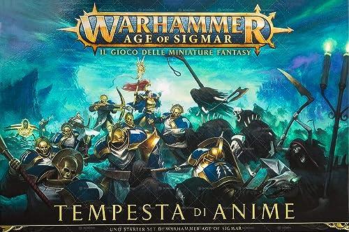 Venta barata Tempest of Souls Souls Souls - Italian  venta mundialmente famosa en línea