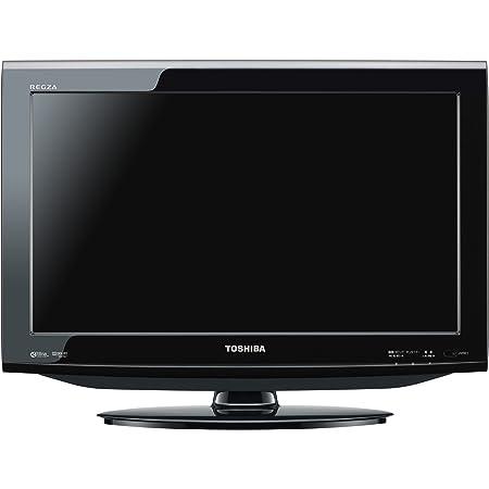 東芝 22V型 液晶 テレビ 22RE1(K) ハイビジョン HDD(外付) 2010年モデル