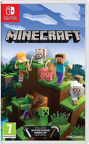 Minecraft - Import UK, jouable en français