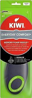 Kiwi Everyday Comfort Soletta Memory Foam per Scarpe Uomo, Taglia 42-45