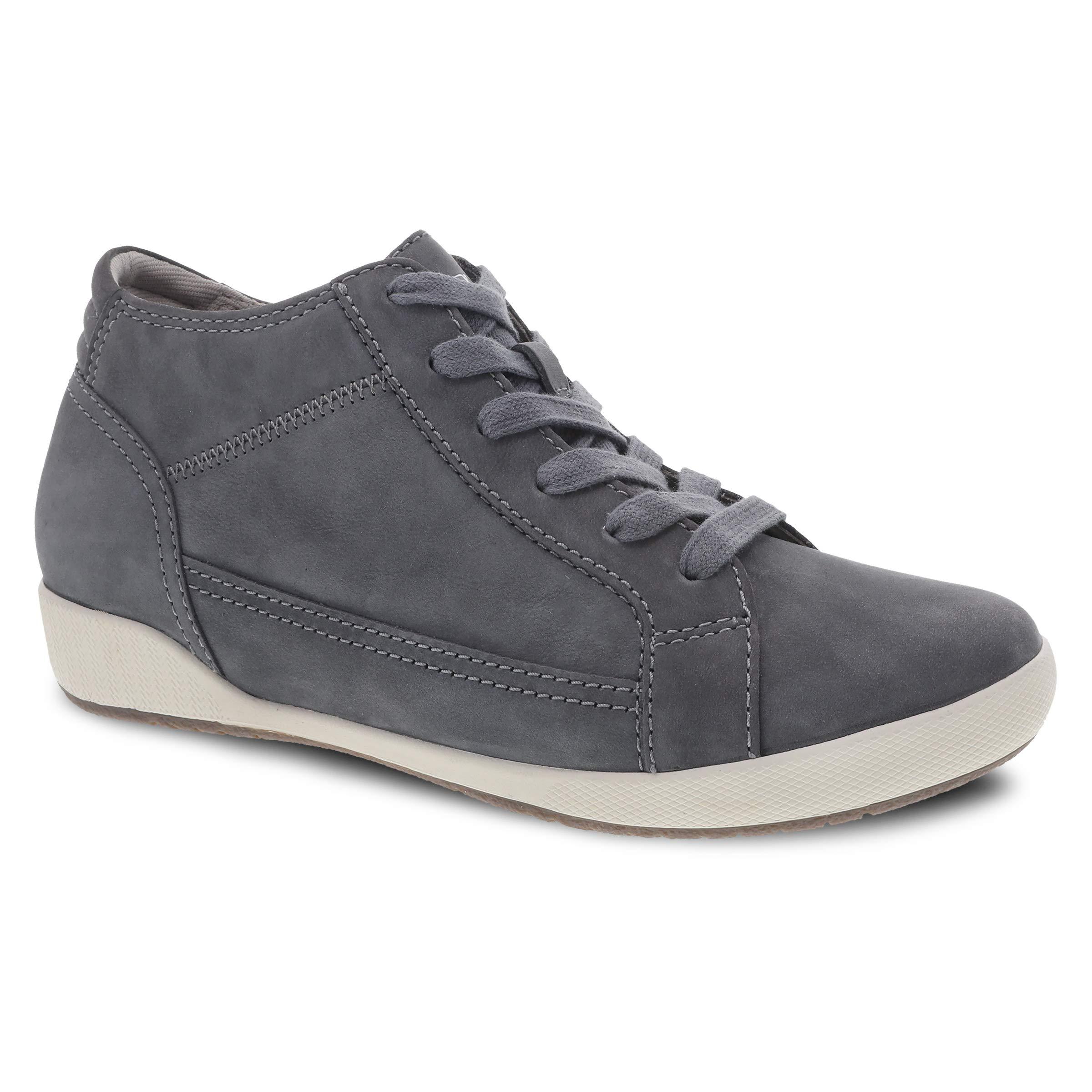Dansko Womens Onyx Slate Sneaker