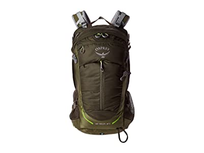 Osprey Stratos 24 (Gator Green) Backpack Bags