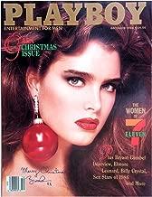 Playboy Magazine December 1986