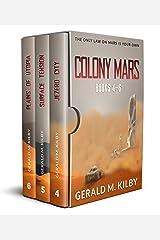 Colony Mars: Books 4-6 Kindle Edition