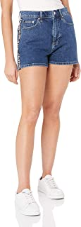Calvin Klein Jeans Women's High Rise Shorts