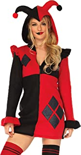 harley quinn shirt with hood