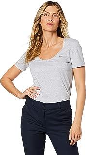 Camiseta, Lacoste, Feminino