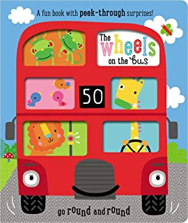 Board Book the Wheels on the Bus