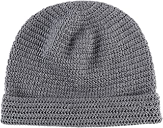 ZORJAR Knitted Hats for Women Men Cold Weather Fashion Crochet Hat