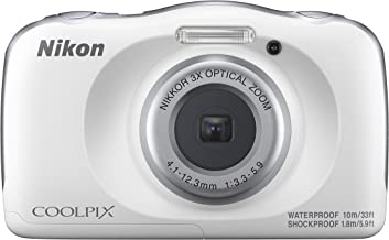 Nikon デジタルカメラ COOLPIX W150 防水 W150WH クールピクス ホワイト