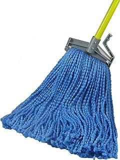 Golden Star AWM4124 King Cotton Cut End Wet Mop Pack of 12
